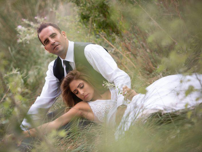 Ενας ρομαντικός γάμος