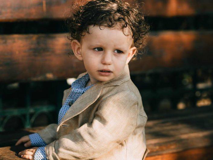 Η βάπτιση του μικρού Αλέξανδρου